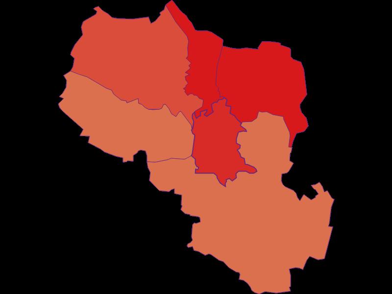 Демография с 1869 года в Falkenstein