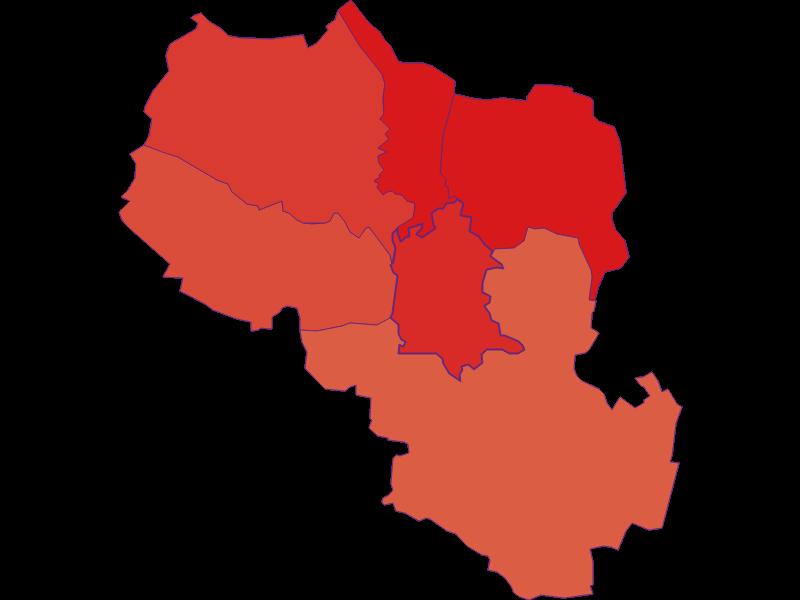 Демография с 1900 года в Falkenstein