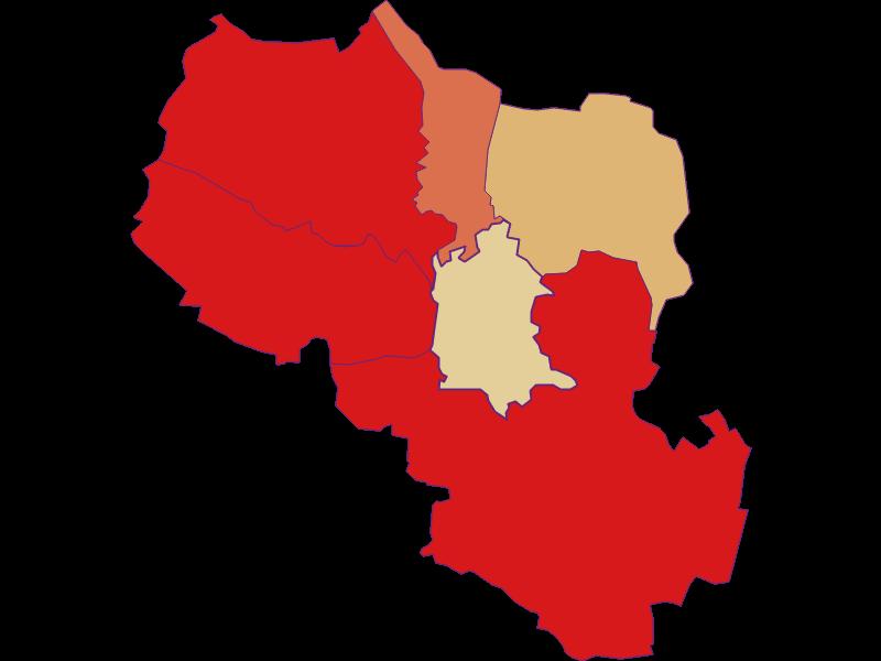 Демография с 2011 года в Falkenstein
