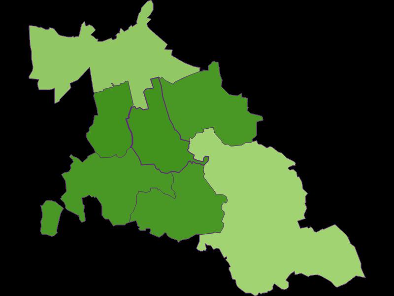 Settlement in Fallbach