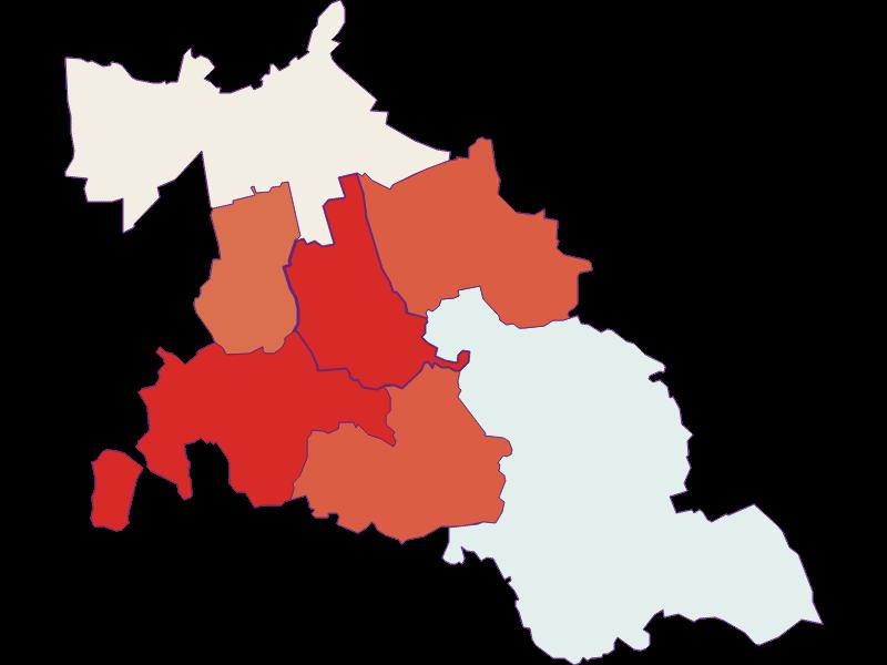 Population development since 1869 in Fallbach