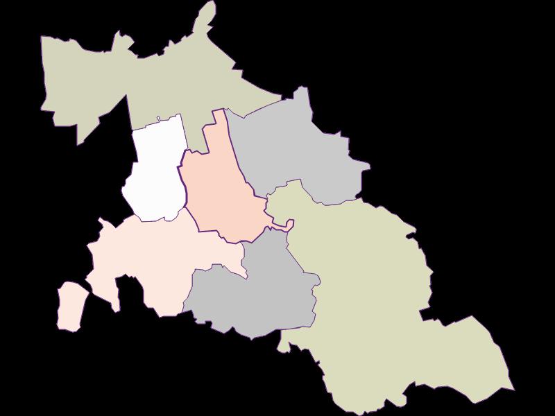 Farmers (comparison to federal state) in Fallbach