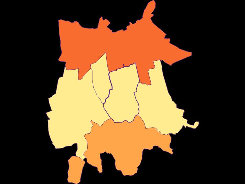 Urbanity in Gaubitsch