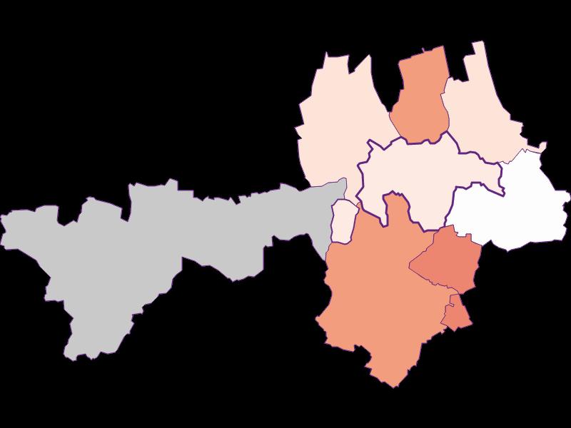 Activity rate in Gnadendorf