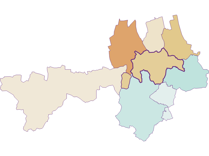 Демография с 2011 года в Gnadendorf