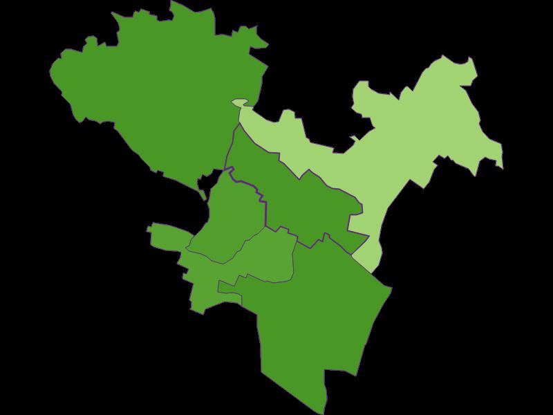 Заселенность в Großebersdorf