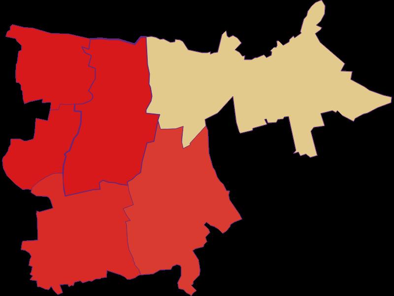Демография с 1900 года в Großharras