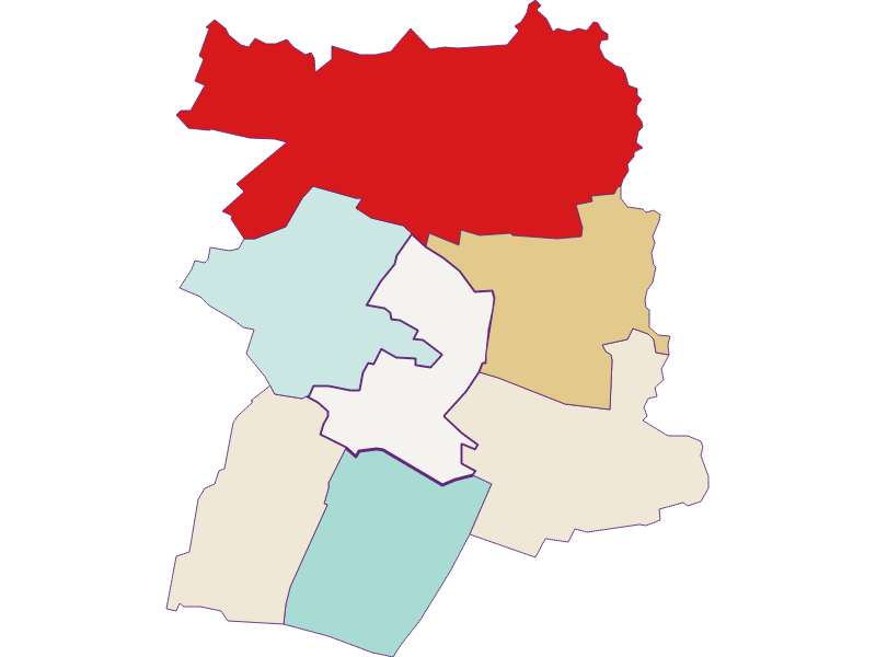 Population development since 2011 in Hausbrunn