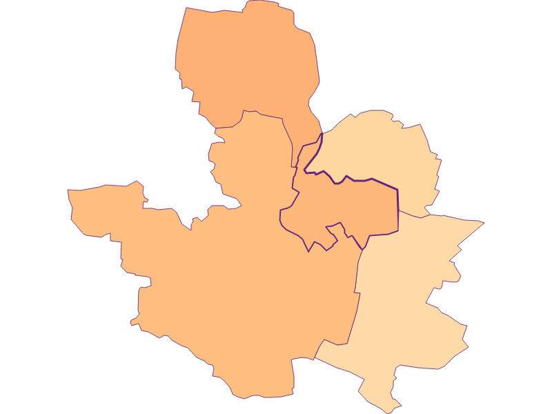 Размер домохозяйства в Herrnbaumgarten