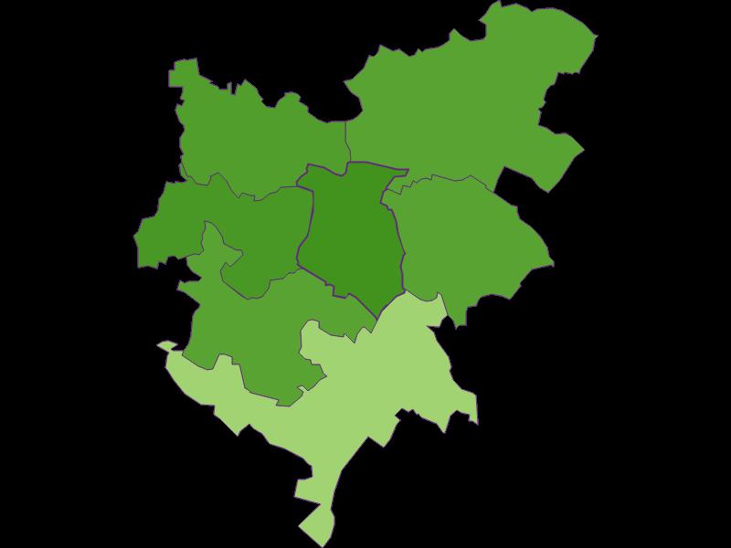 Settlement in Hochleithen