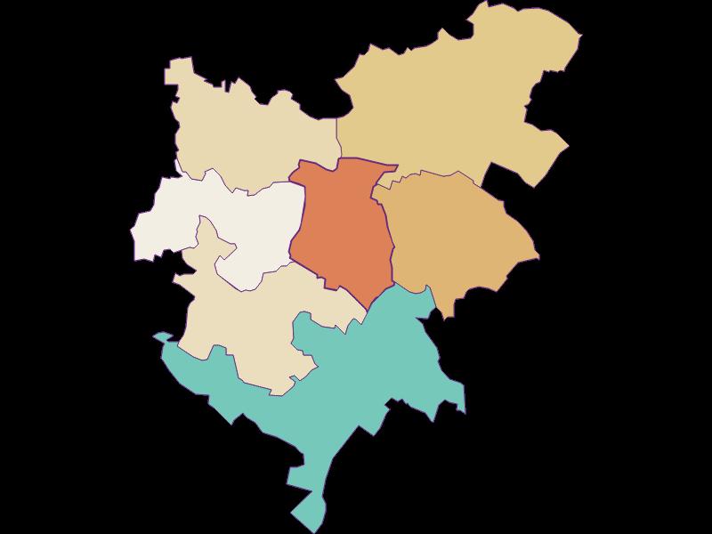 Population development since 1869 in Hochleithen