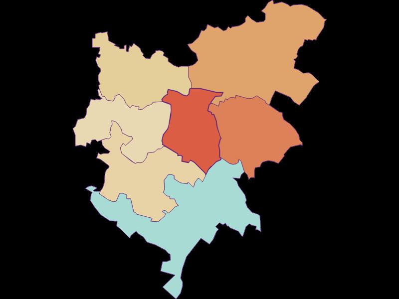 Population development since 1900 in Hochleithen