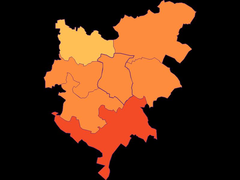 Urbanity in Hochleithen