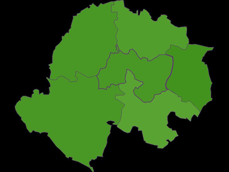 Заселенность в Kreuttal