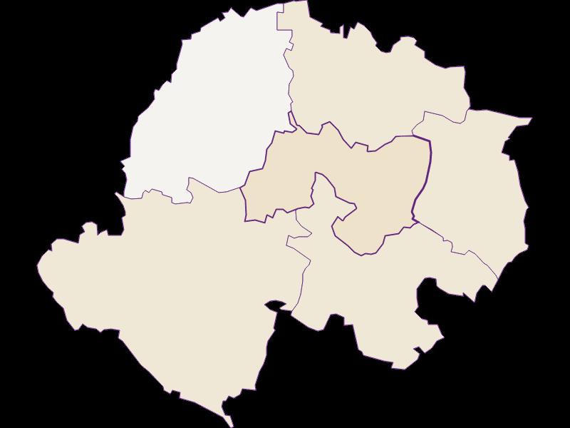 Population development since 2011 in Kreuttal