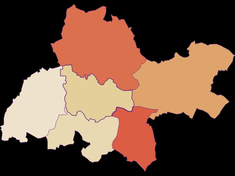 Демография с 1900 года в Kreuzstetten