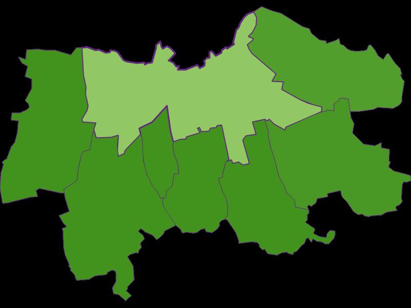 Заселенность в Laa an der Thaya