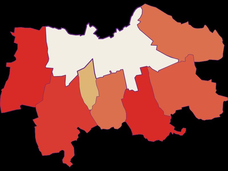 Демография с 1869 года в Laa an der Thaya