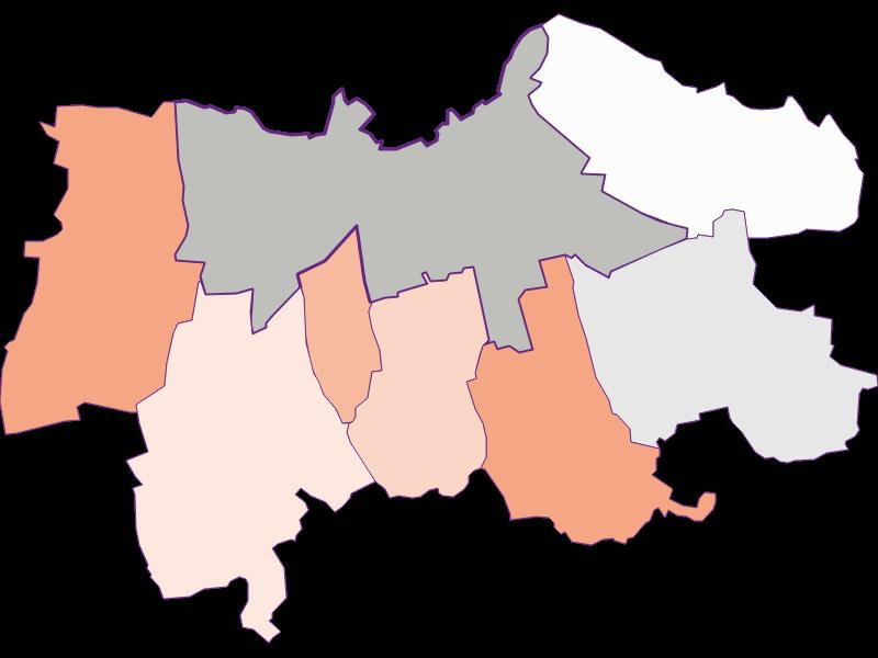 Фермеры (сравнение по Австрии) в Laa an der Thaya
