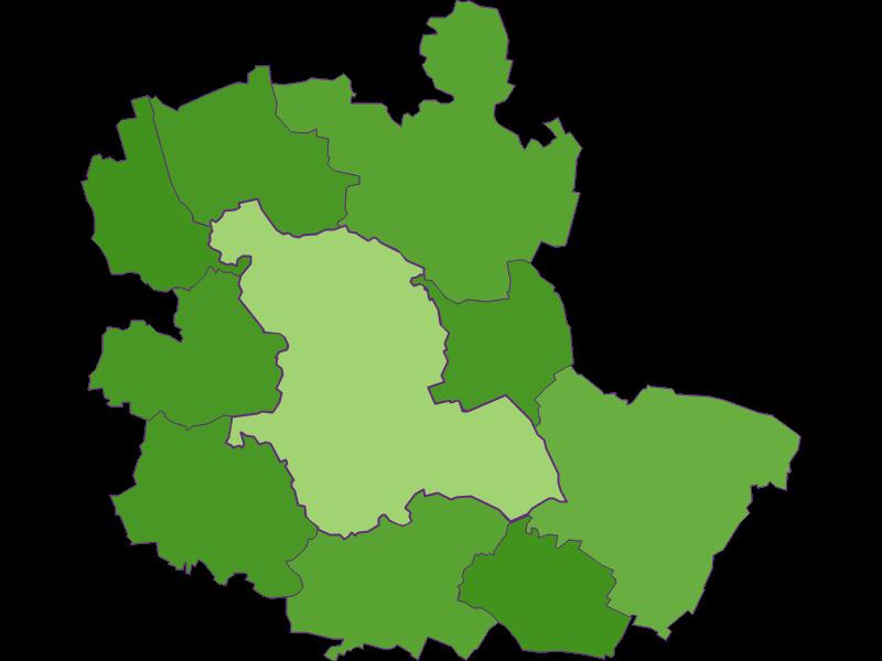 Заселенность в Mistelbach