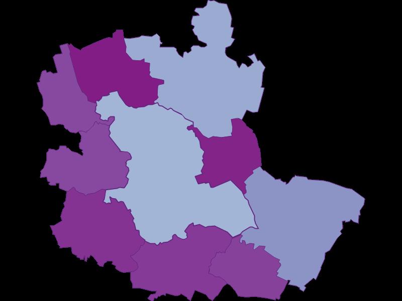 Маятниковые мигранты в Mistelbach