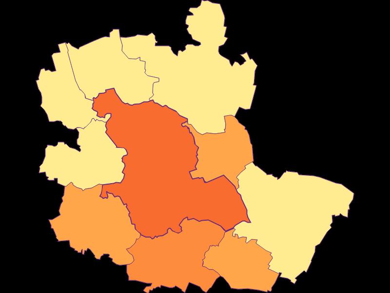 Городская жизнь в Mistelbach