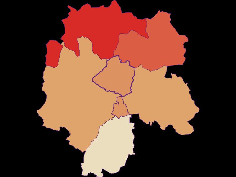Демография с 1869 года в Niederleis