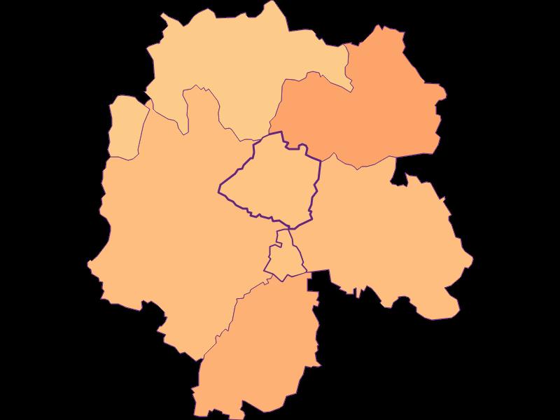 Размер домохозяйства в Niederleis