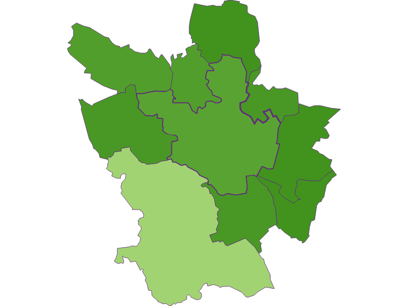 Settlement in Poysdorf
