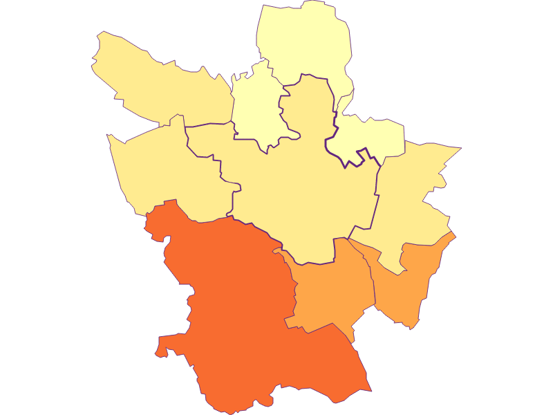 Urbanity in Poysdorf