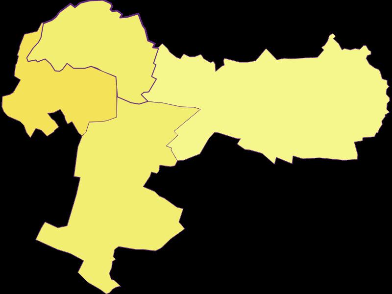 Плотность населения в Schrattenberg