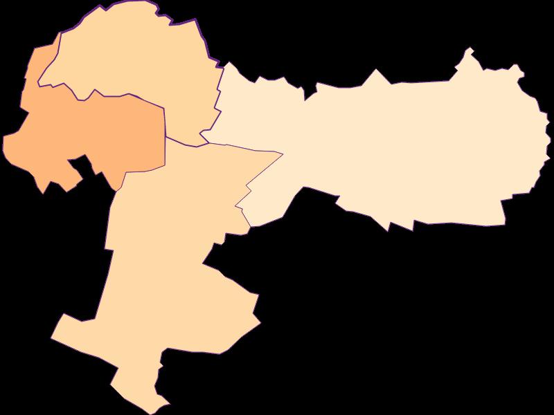 Размер домохозяйства в Schrattenberg