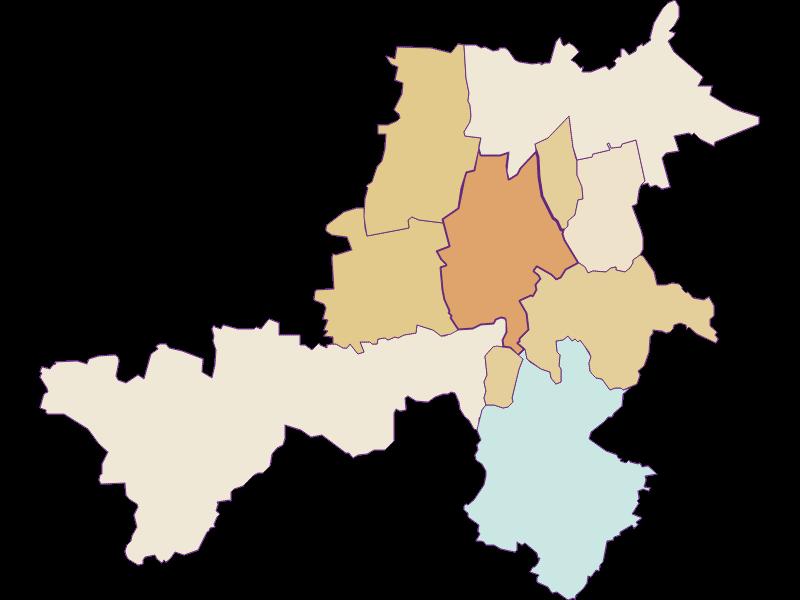 Population development since 2011 in Stronsdorf