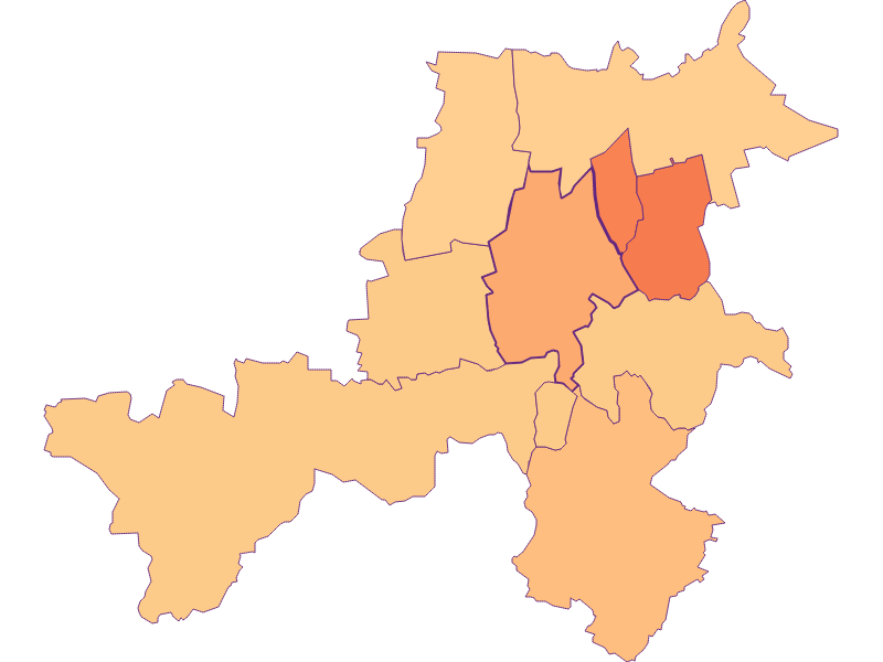Household size in Stronsdorf