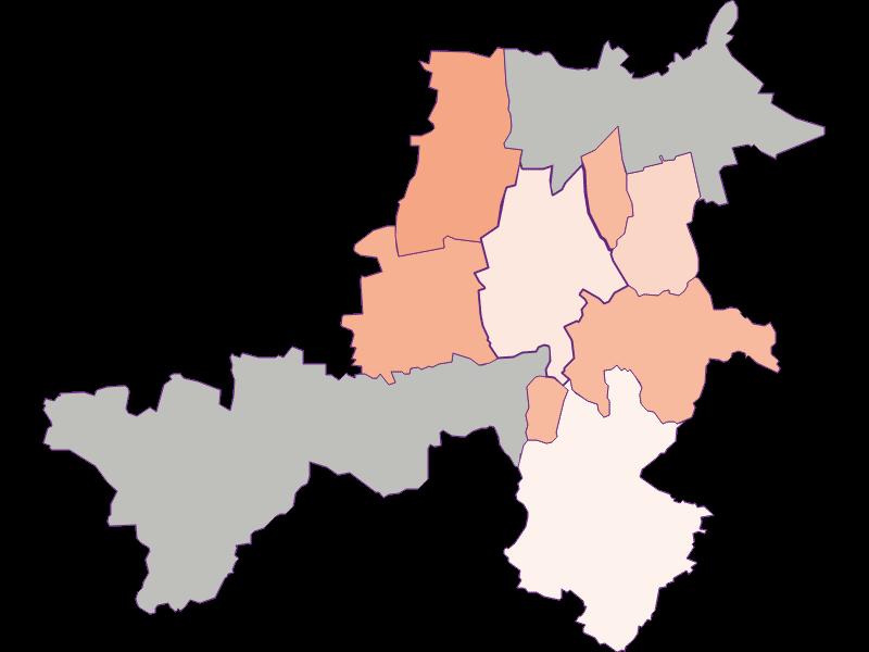 Farmers (comparison to Austria) in Stronsdorf