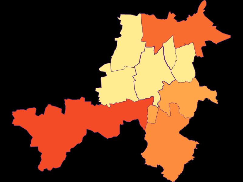Urbanity in Stronsdorf
