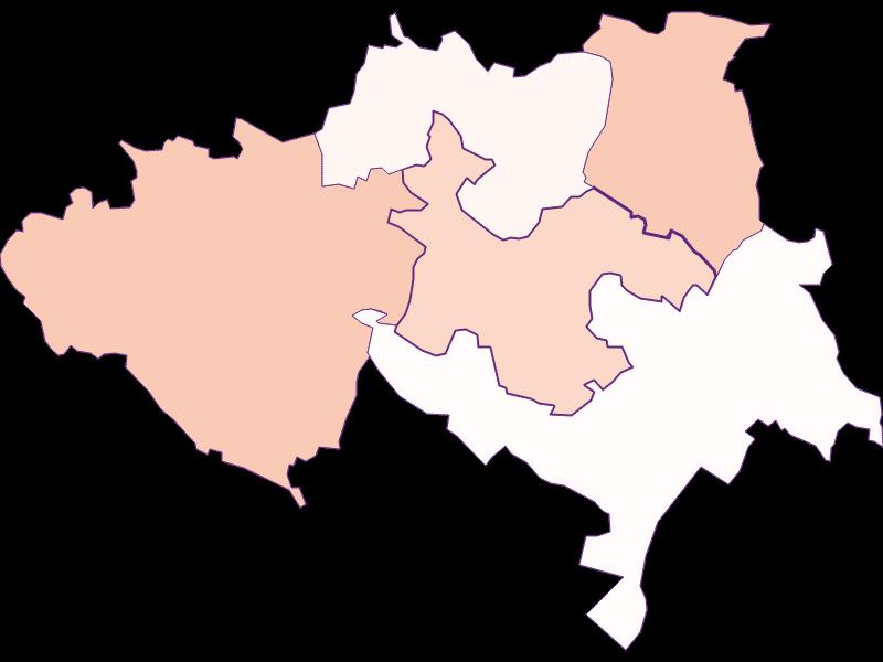 Activity rate in Ulrichskirchen-Schleinbach