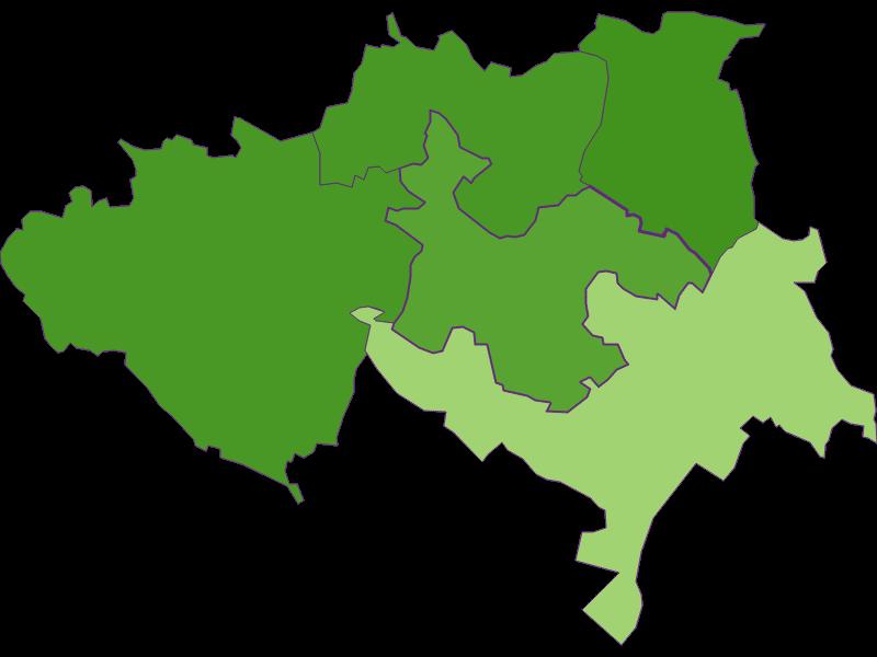 Settlement in Ulrichskirchen-Schleinbach