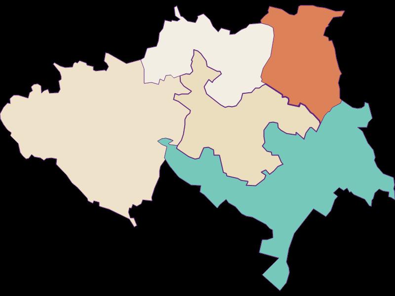Population development since 1869 in Ulrichskirchen-Schleinbach