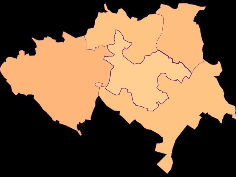 Household size in Ulrichskirchen-Schleinbach