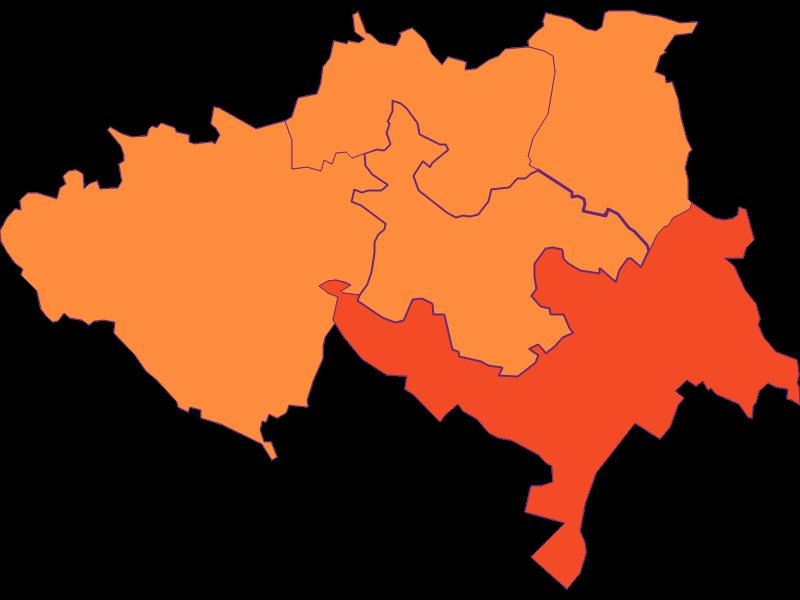 Urbanity in Ulrichskirchen-Schleinbach