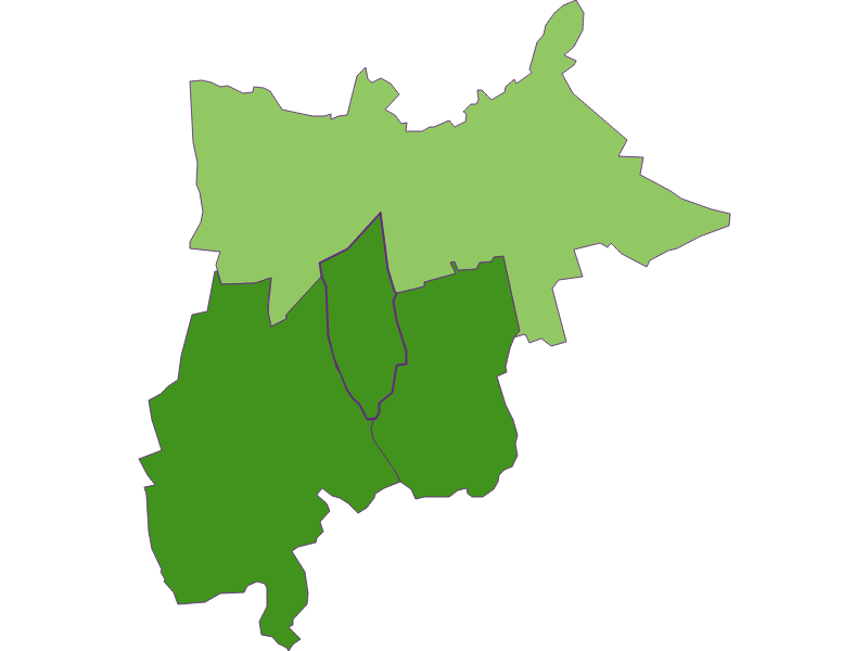 Settlement in Unterstinkenbrunn