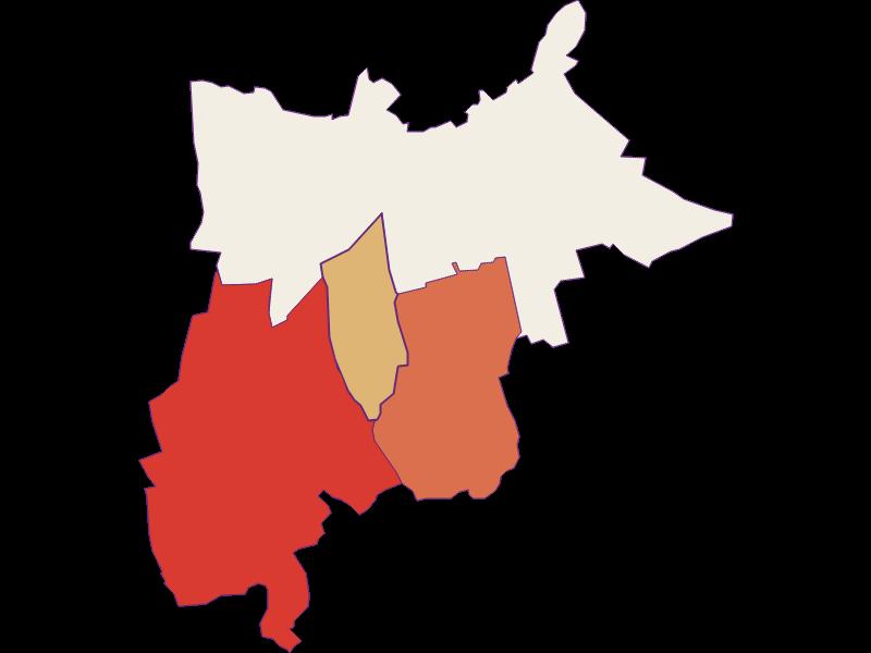 Population development since 1869 in Unterstinkenbrunn