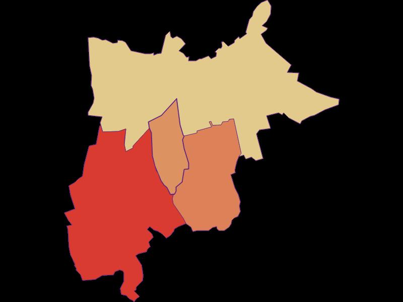 Population development since 1900 in Unterstinkenbrunn