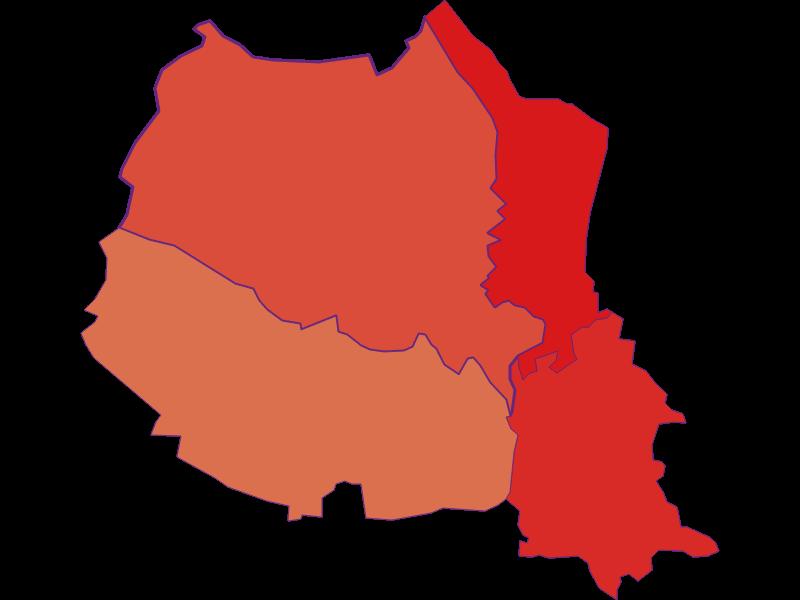 Population development since 1869 in Wildendürnbach