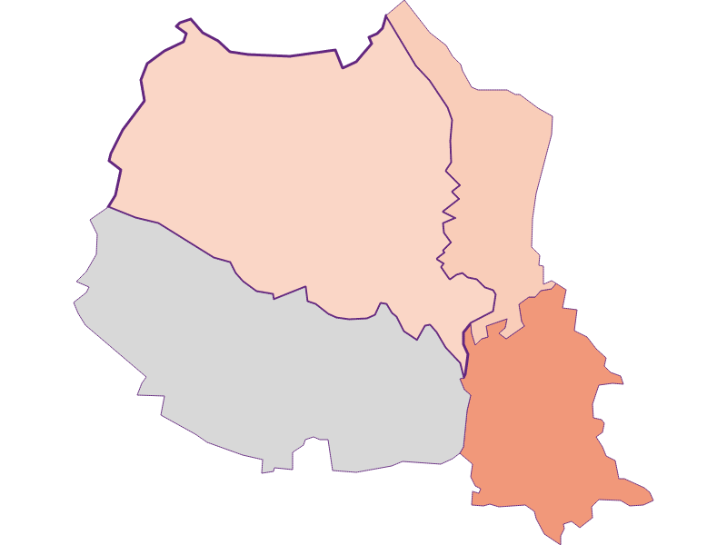 Farmers (comparison to federal state) in Wildendürnbach