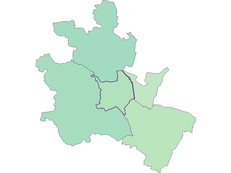Share of foreigners in Wilfersdorf