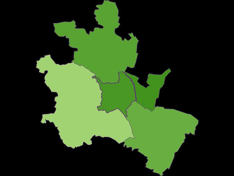 Settlement in Wilfersdorf