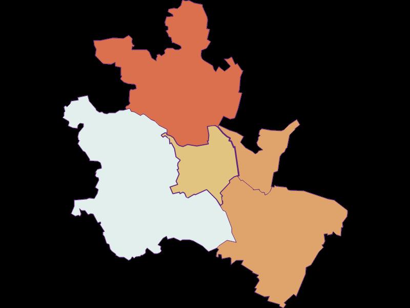 Population development since 1869 in Wilfersdorf