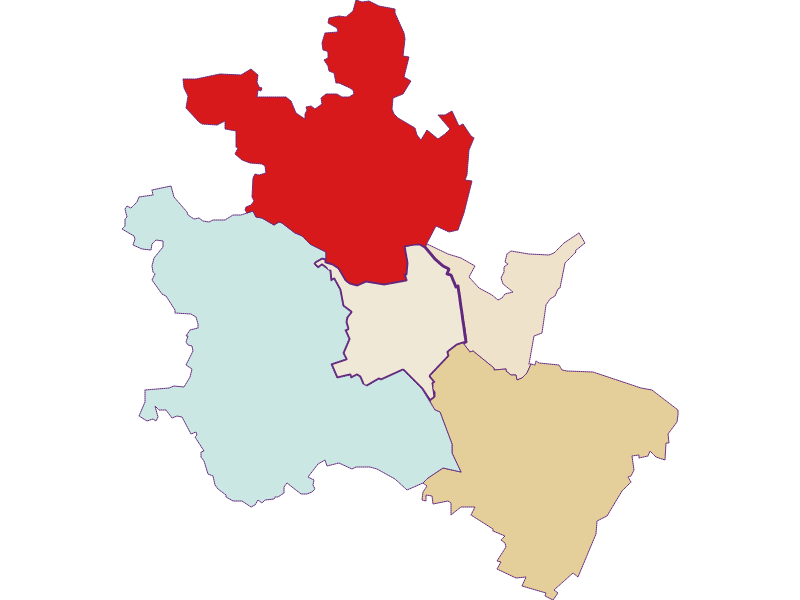 Population development since 2011 in Wilfersdorf